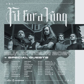 Bild: FIT FOR A KING - FIT FOR A KING