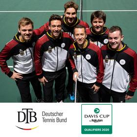 Bild: Davis Cup: Dauerkarte Deutschland - Weißrussland