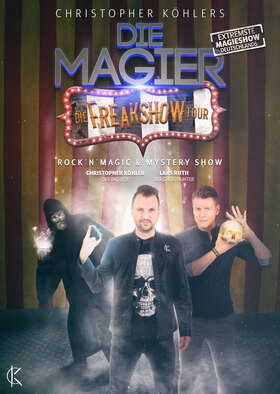 Die Magier 3.0 - Comedy Magic Show