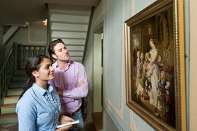 Bild: Lottehaus: Museumsführungen für Einzelreisende in Wetzlar 2020 - Führung durch das Lottehaus