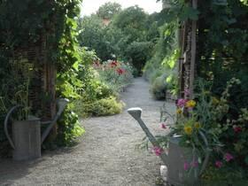 Bild: GartenAbendFührung - Nun laß den Sommer gehen