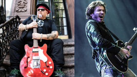 Bild: Popa Chubby & Eric Steckel - Open Air - Blues&Rock-Night