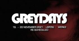 Bild: Grey Days - Festivalticket