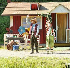 Bild: Die Abenteuer von Pettersson und Findus - Theater für die ganze Familie