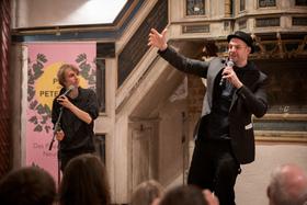 Bild: Lyrik-Duett - Pop und Petersilie