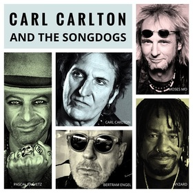 Bild: Carl Carlton And The Songdogs - Tour 2020
