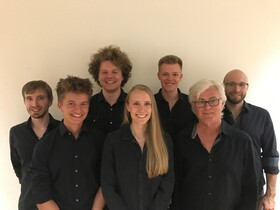 Bild: Werner Acker präsentiert das Soulensemble der Musikhochschule Stuttgart - The Next Generation Of Jazz, Soul, R&B