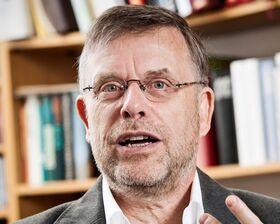 """Live bei…Prof. Dr. Gunter Dueck """"Wie wir schneller lernen, wie wir leben wollen"""""""