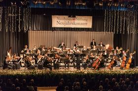 Bild: Neujahrskonzert 2021 der Nussbaum Stiftung - Benefizkonzert