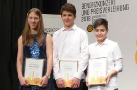 Bild: Konzert der Preisträger