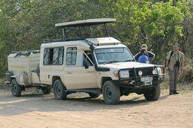 Bild: Expeditionsreise nach Malawi und Sambia - ein Reisebericht von Friedheim Richter