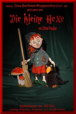 Bild: Die kleine Hexe