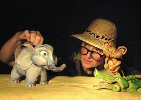Bild: Winzig der kleine Elefant - theater en miniature