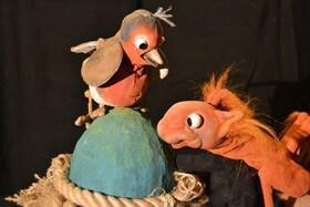Bild: Wunschkind - Rosenfisch - Theater mit Figuren