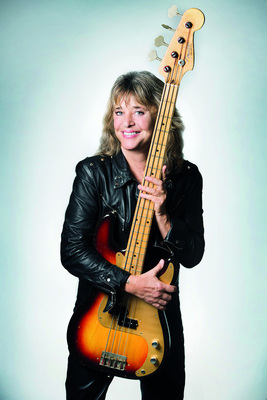 "Suzi Quatro & Band - ""The Devil In Me - Worldtour 2022"""
