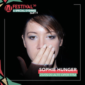 SOPHIE HUNGER - A SPECIAL EVENING PART II