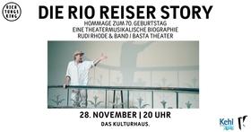 Bild: DichtungsRing | Die Rio Reiser Story