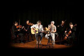 Bild: Duo Graceland - Simon & Garfunkel Tribute