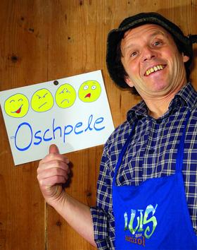 Bild: Luis aus Südtirol - Oschpele!