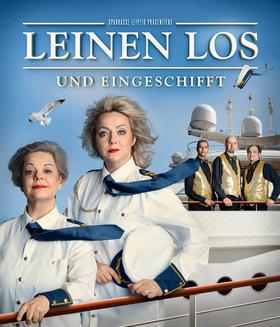 Bild: Leinen los und eingeschifft - Anke Geißler und Carolin Fischer