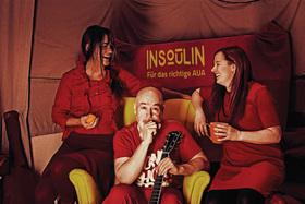 Bild: INSOULIN....Kerstin Pfau - Carmen Knöll - Gerd Knebel - INSOULIN - rezeptfrei