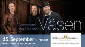 Väsen - Skandinaviens Folk Top-Act