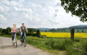 Bild: Radtour durch die Gütersloher Bauerschaften