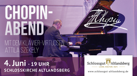 Bild: Der Chopin-Abend mit Attila Székely