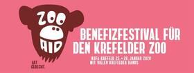 ZOO AID art gerecht. - Benefizfestival für den Krefelder Zoo