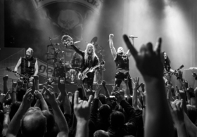 Bild: Primal Fear - Metal Commando Over Europe