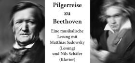Bild: Pilgerreise zu Beethoven - Musikalische Lesung zum 250.Geburtstag