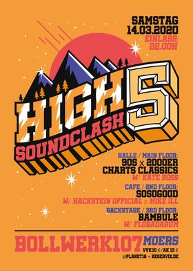 Bild: High5 Soundclash - Spring Edition