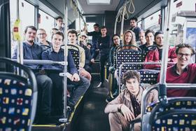 Bild: Konzert Big Band - Federal Penguin Summit feat. Bastian Stein