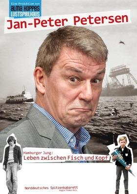 "Bild: Jan-Peter Petersen - ""Hamburger Jung: Leben zwischen Fisch und Kopf"""