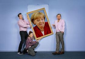 Bild: Kabarett-Theater Distel - Deutschland in den Wechseljahren - Von Zuständen und Abständen
