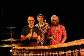 Bild: Keïta-Brönnimann-Niggli-Trio