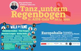 Bild: Aids Gala 2021 - 21.Tanz unterm Regenbogen