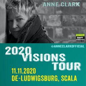 Bild: Anne Clark - 2020 Visions Tour
