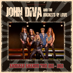 Bild: JOHN DIVA & THE ROCKETS OF LOVE - American Amadeus Tour 2021