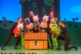 Bild: Theater auf Tour - Peppa Pig Live! - Die Überraschungsparty