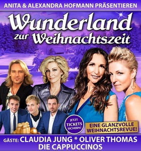 Wunderland zur Weihnachtszeit 2020 - präsentiert von Anita & Alexandra Hofmann