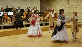 Bild: Zum Tanz aufgespielt | Akademiekonzert