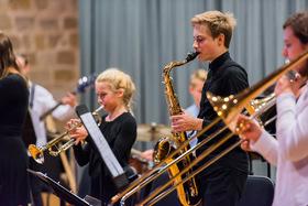 Bild: Makin' jazz | Akademiekonzert