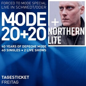 Northern Lite & Forced To Mode Open Air 2020