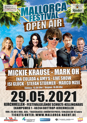 Bild: Mallorca Open Air Festival in Kirchhellen