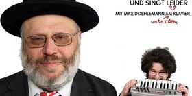 Bild: Ein Rabbi singt Leider - pardon,