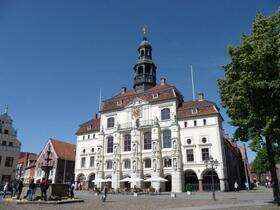 Bild: Ausflugsfahrt in die Hansestadt Lüneburg