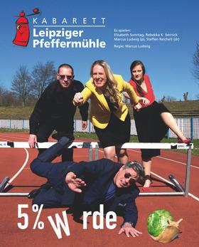 Bild: Kabarett in Bad Schmiedeberg - Provinzredaktion