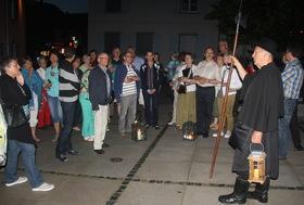 Bild: Interessantes aus der Renchener Geschichte · Lesung und traditioneller Nachtwächtergang