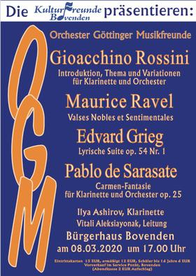 Bild: Sinfonisches Konzert (OGM)